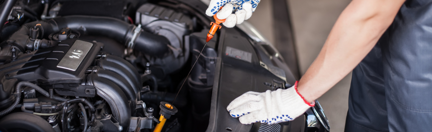 Mechanic servicing a vehicle - Car Servicing St Werburghs